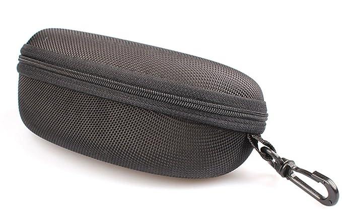 Amazon.com: Yonger Portable anteojos caso anteojos de sol ...