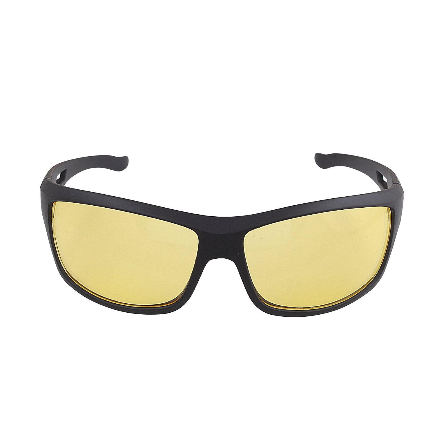 7027c3da5f7 Discount4product Night Vision Goggles with Yellow Lens and Black Frame   Amazon.in  Clothing   Accessories