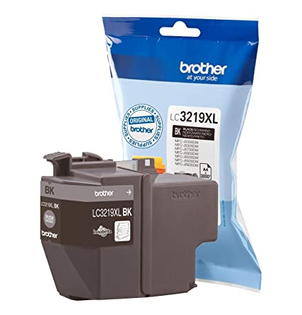 Brother LC3219XLBK Cartucho de tinta negro original de larga ...