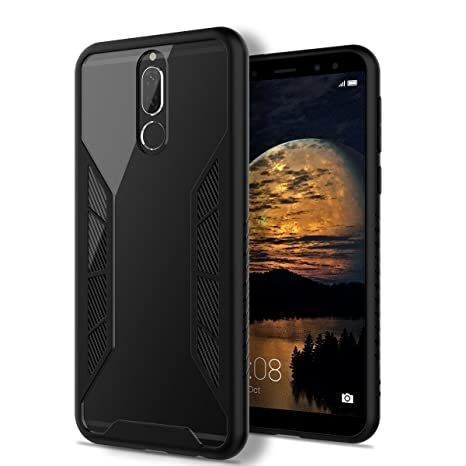 SMART LEGEND Funda Xiaomi Redmi Note 5A, Carcasa Redmi Note 5A Fibra de Carbono Funda Transparente Ultra-Delgado Ligera Anti-Rasguño Anti-Golpes Ultra ...