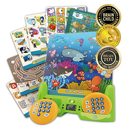 BEST LEARNING Connectrix Junior - Memory Matching Game for Kids - Original Interactive Educational Match Cards Toddler Games for 3-8 Year Olds - Classic 2-Player Concentration Card Toys for Toddlers]()