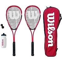Wilson Hyper Team 500 - Conjunto de squash