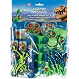 Amscan Disney The Good Dinosaur Mega Mix Birthday Party Favor Pack (48 Pack), 11 1/2
