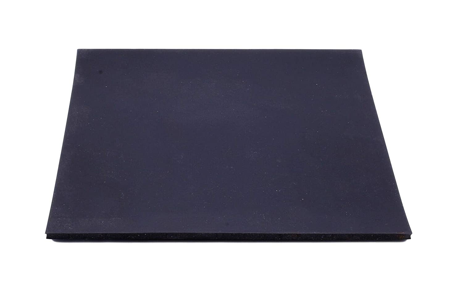 U-Turn Fasteners - Nitrile Rubber Sheet 1/8 Thick - 6 x 6 inch (NBR) Buna-N Rubber Gasket Material (2 Sheets)