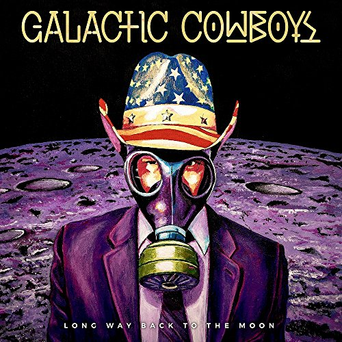 Cowboys Space Review - Long Way Back To The Moon
