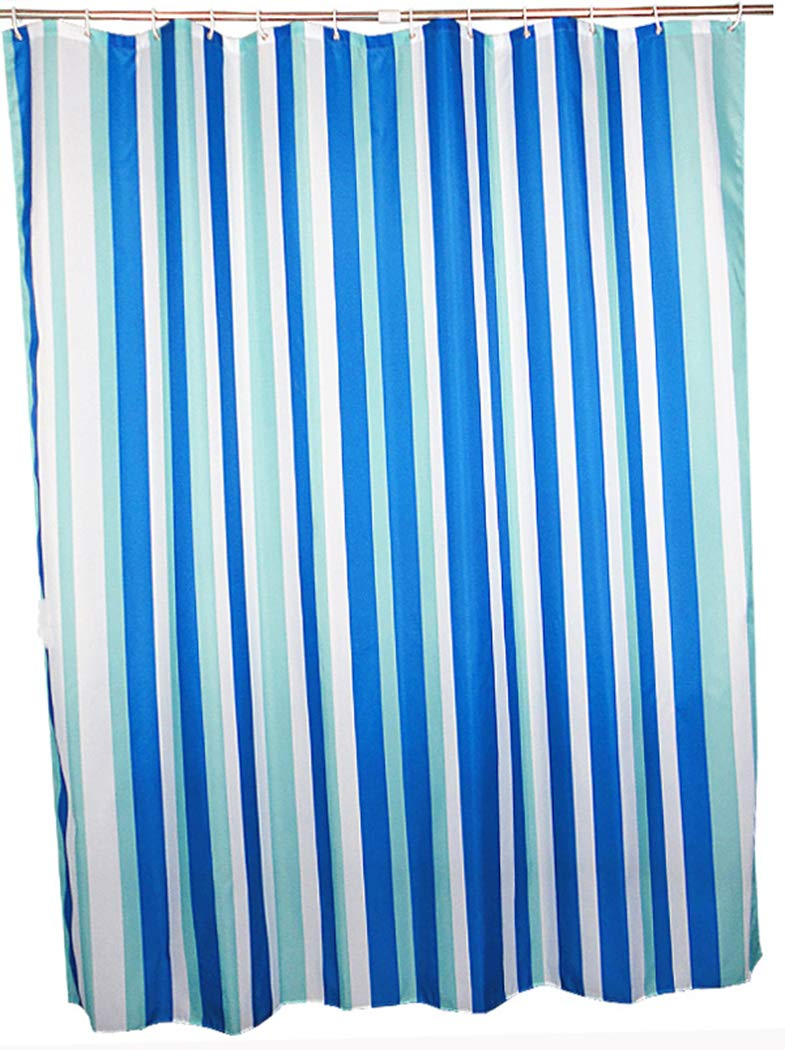 Amazon.com: Welwo Shower Curtain, 78 x 84 inches Extra Long Shower ...