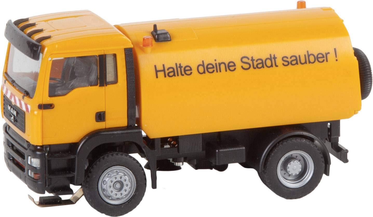 Faller 161482 Car System - LKW MAN TGA Street Sweeper V