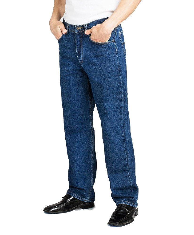 Elliesox Medium Stonewash Classic Boot Cut Jeans by Grand River 181 38x28