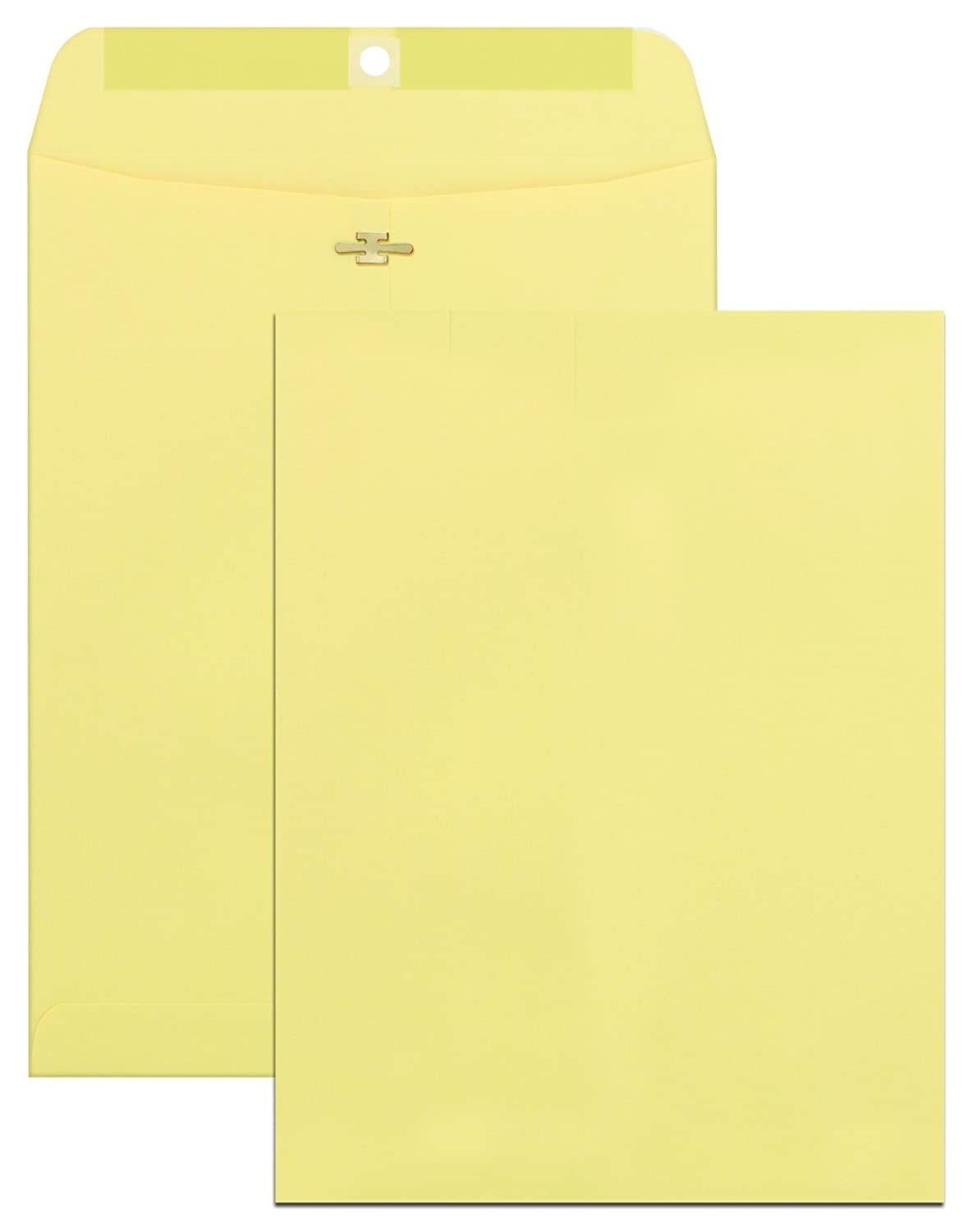 columbian co490 9x12 inch clasp manila envelopes 100 count