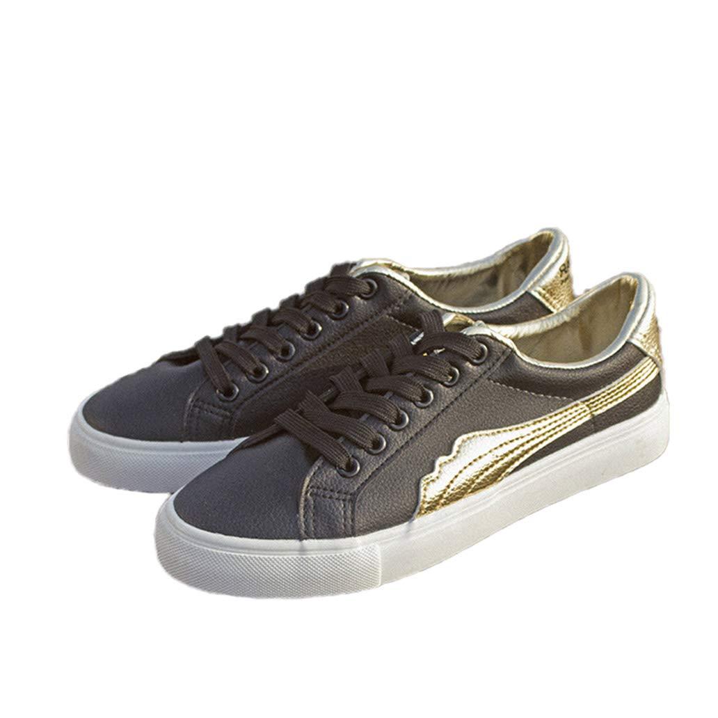 York Zhu Women White Flats-Shoes Round Head Shoes Sneakers for Girls Mesh Air Flat Shoes