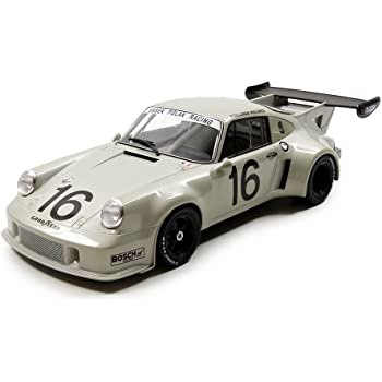 Porsche 911 Carrera RSR 2.1 Turbo, No.16, Vasek Polak racing, Mid-Ohio, 1977, Model Car,, Norev 1:18
