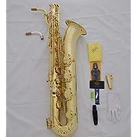 FidgetGear - Saxofón barítono profesional Taishan de latón