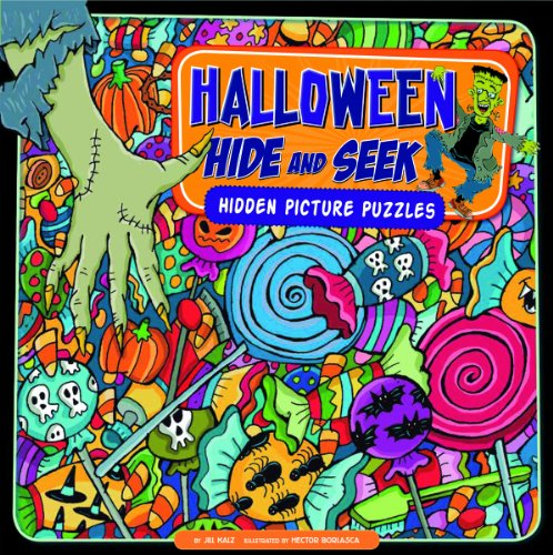 Halloween Hide and Seek: Hidden Picture Puzzles (Seek It (Halloween Activities In Chicago)