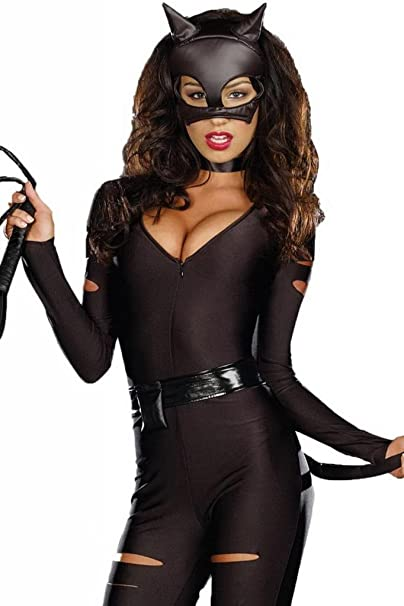 Lukis Murciélago Batman Catwoman para disfraz de mujer korsage ...