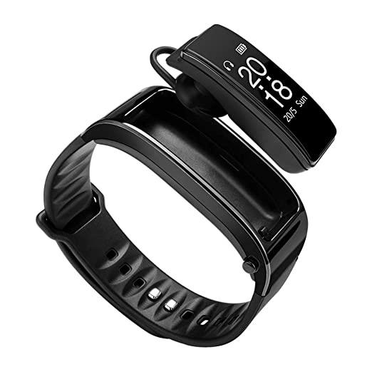 Smart watch Fitness Tracker Y3 Pulsera Inteligente Auriculares ...