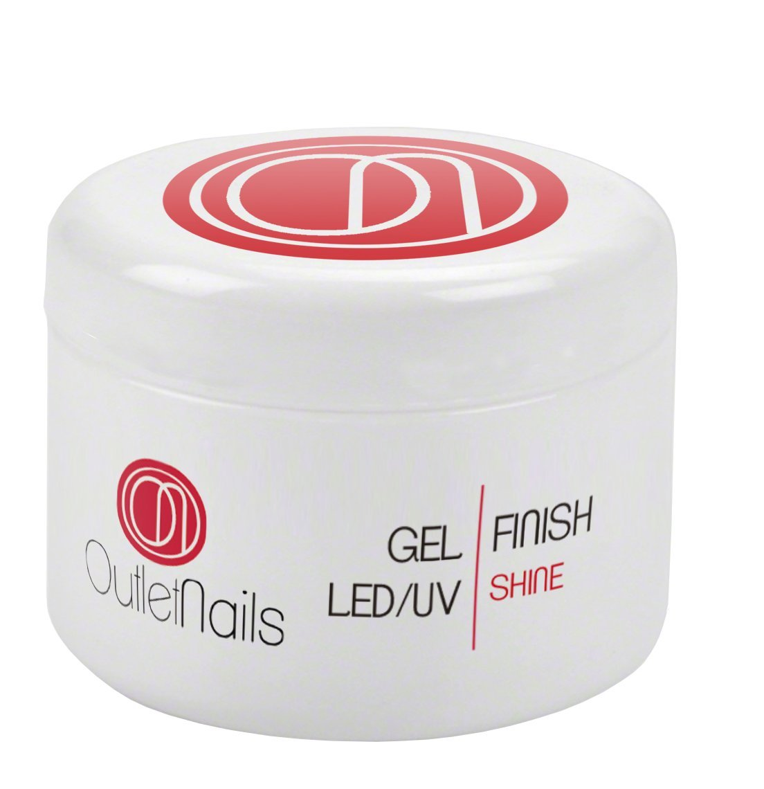 Gel Ultra Brillo para uñas de gel UV/LED 50ml/Led Gel Finalizador Brillo Nails/Finish Shine Gel 50g/Outlet Nails Ser Beauty S.L.