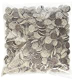 "Chocolate Nonpareils 1"" White (2 1/2 lb Bulk Package)"
