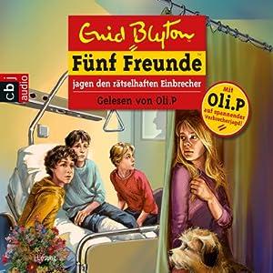 Fünf Freunde jagen den rätselhaften Einbrecher (Fünf Freunde 59) Hörbuch