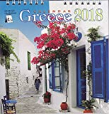 Greek Wall / Table Calendar 2018: Greece