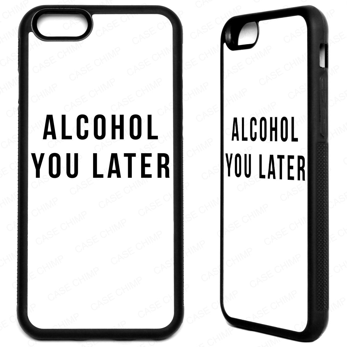 alcohol iphone 7 plus case