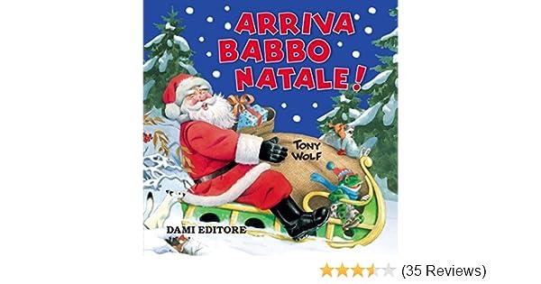 Babbo 4 Natale.Arriva Babbo Natale D Achille Silvia Wolf Tony 9788809858657 Amazon Com Books