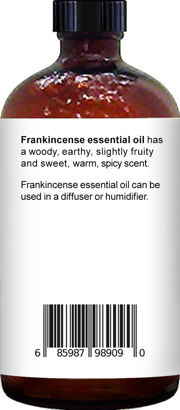 Majestic Pure Frankincense Essential Oil, Pure and Natural with Therapeutic Grade, Premium Quality Frankincense Oil, 4 fl. oz. by Majestic Pure (Image #3)