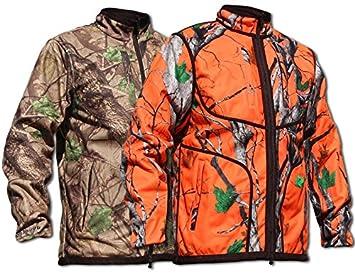 Sportchief reversible-Chaqueta de caza, color Camo fluo ...