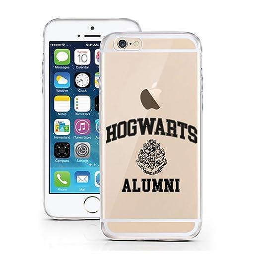 4 opinioni per iPhone Cover di licaso® per il Apple iPhone 5 & 5S SE di TPU Silicone Hogwarts