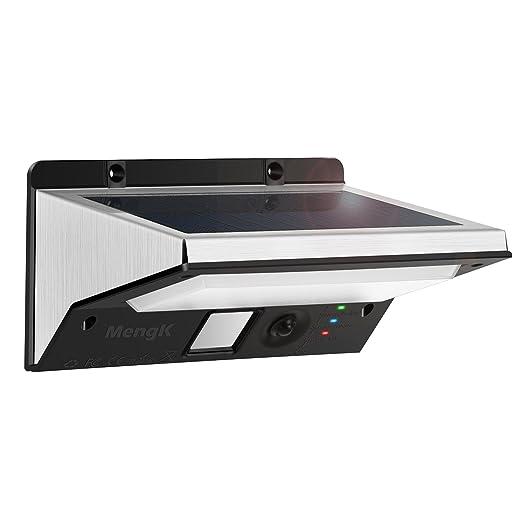 21 opinioni per Luci Solari da Esterno Mengk Lampada Wireless ad Energia Solare con 21 Lampadine