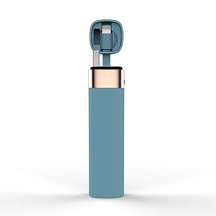 Amazon.com: MIPOW - Mini cargador portátil de 3000 mAh ...