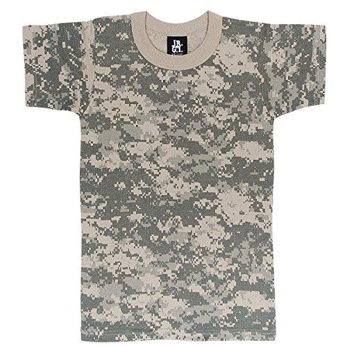 Rothco Kids T-Shirt - ACU Digital Camo