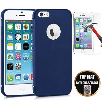 coque iphone 5 bleu marine