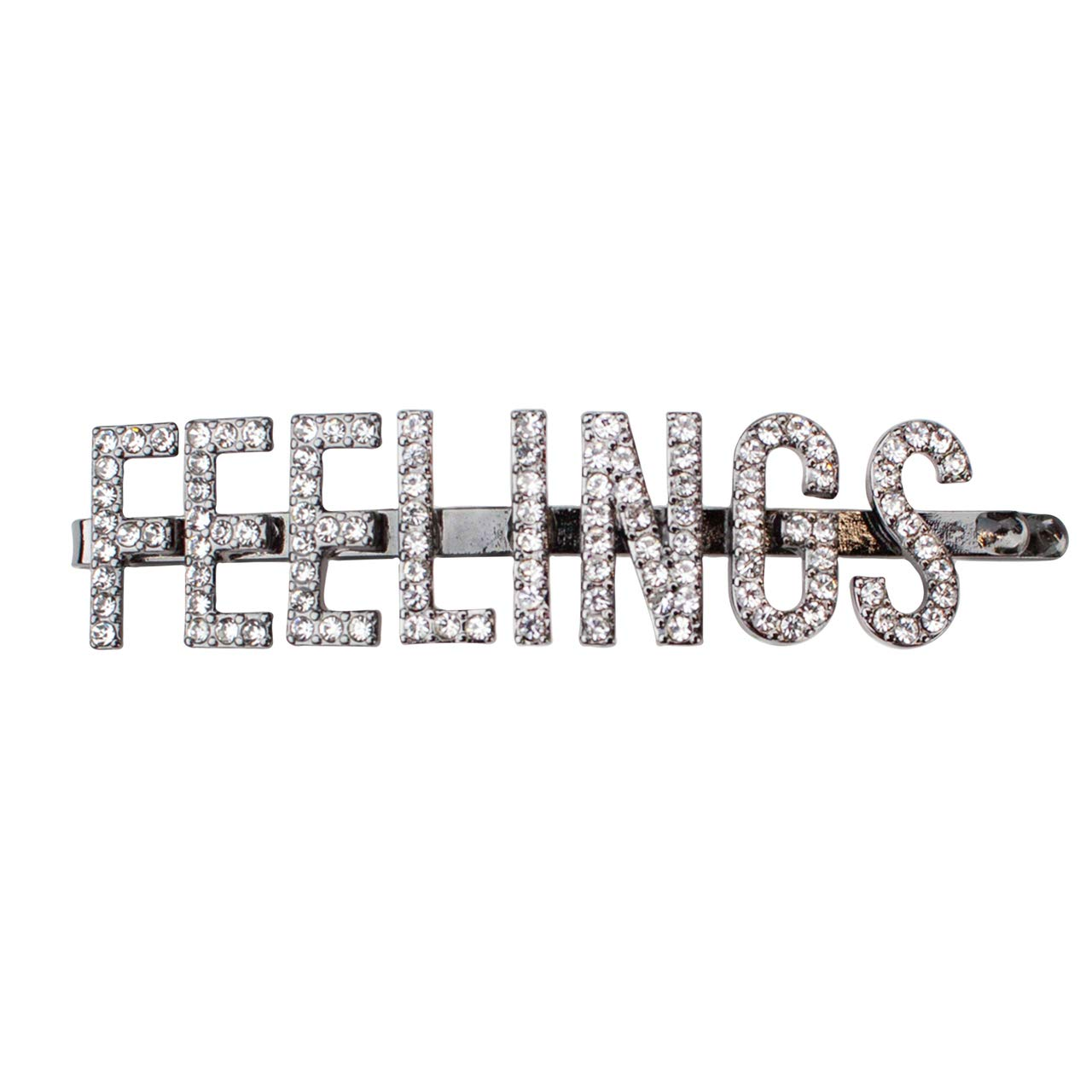 Amazon Com Rhinestone Bobby Pins With Statement Words