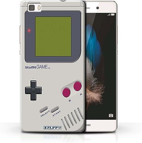 Stuff4 Coque pour Huawei P8 Lite Console (Jeux vidéo) Game Boy ...