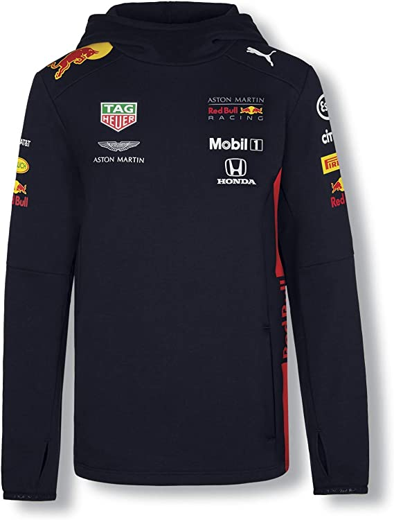 Red Bull Racing Official Teamline Sweat Capuche,