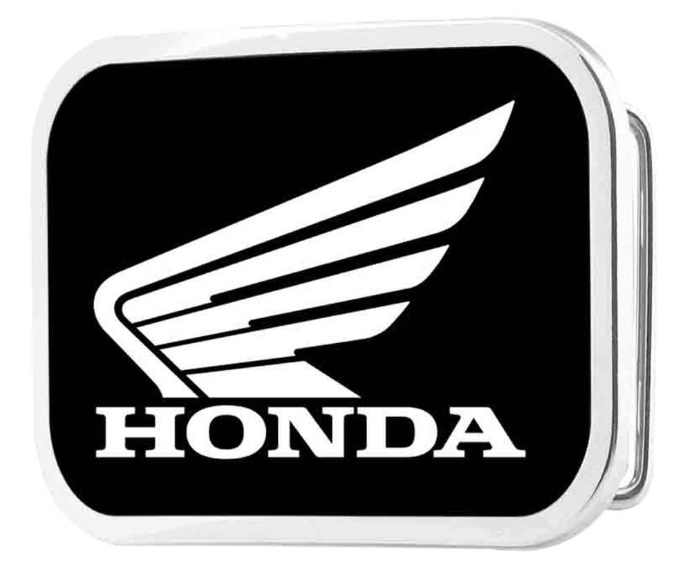 Honda Automobile Company Motorcycle Wings Logo Rockstar Belt Buckle Buckle Down