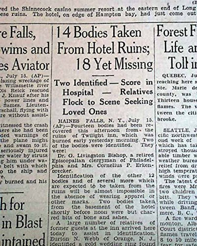 twilight-inn-haines-falls-greene-county-ny-new-york-fire-disaster-1926-newspaper-the-day-new-london-
