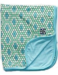 KicKee Pants Print Stroller Blanket, Python