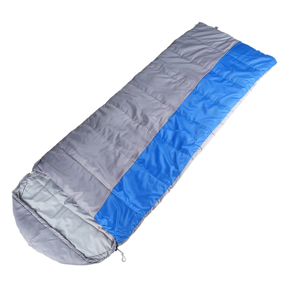 LJHA shuidai Saco de Dormir para Envolvente/Splicable/Waterproof/Camping Hiking Saco de Dormir Individual Rectangular de Algodón para Dormir (210 * 70cm) ...