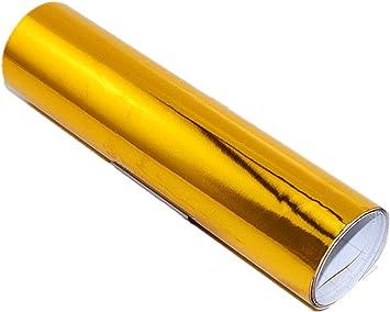 Golden Sticker Decal