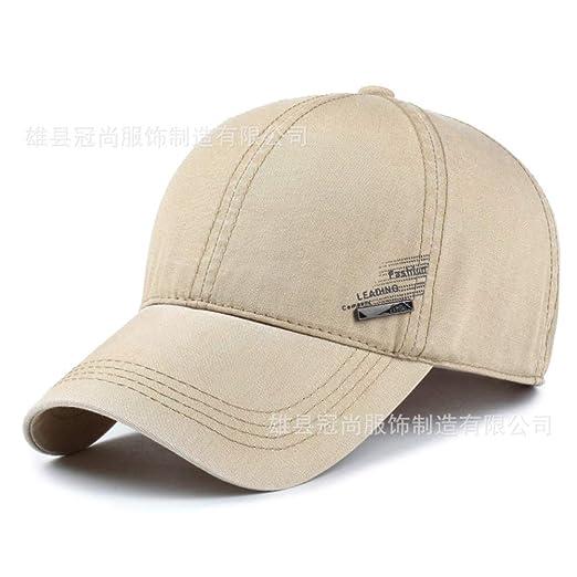 sdssup Protección UV Gorra de béisbol Moda Hombres y Mujeres ...