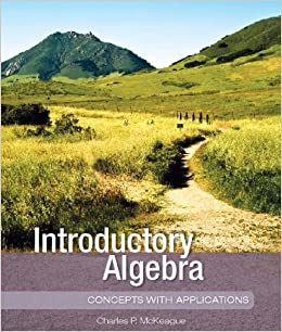 Introductory algebraconcepts charles p mckeague 9781936368082 introductory algebraconcepts charles p mckeague 9781936368082 amazon books fandeluxe Images