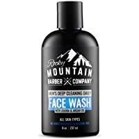 Skin Cleanser Gentle Face Wash - Made in Canada - Hydrating Unscented Formula for All Skin Types - with Jojoba Oil…
