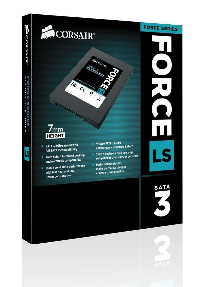 Corsair Force LS Series 120 GB 2.5-Inch SSD by Corsair (Image #1)