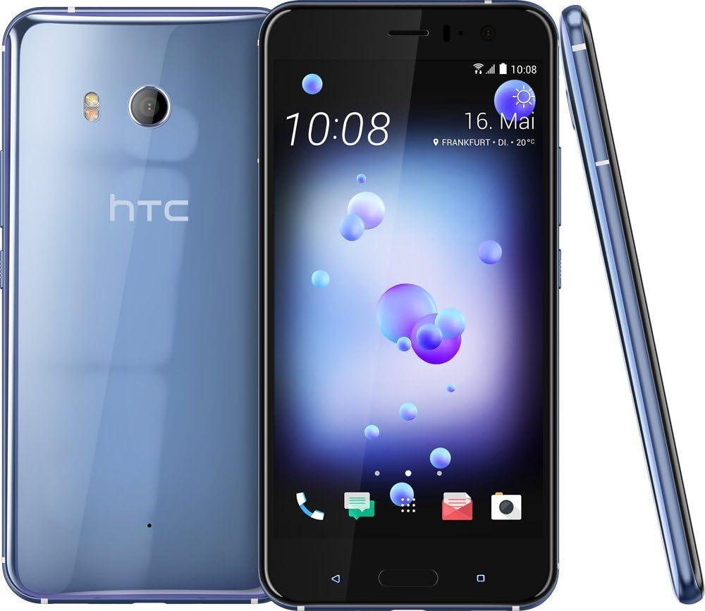 HTC U 11 SIM doble 4G 64GB Plata: Amazon.es: Electrónica