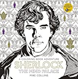 Sherlock: The Mind Palace: A Coloring Book Adventure
