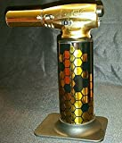 SToK FYR Table Top Butane Mega Torch - Gold