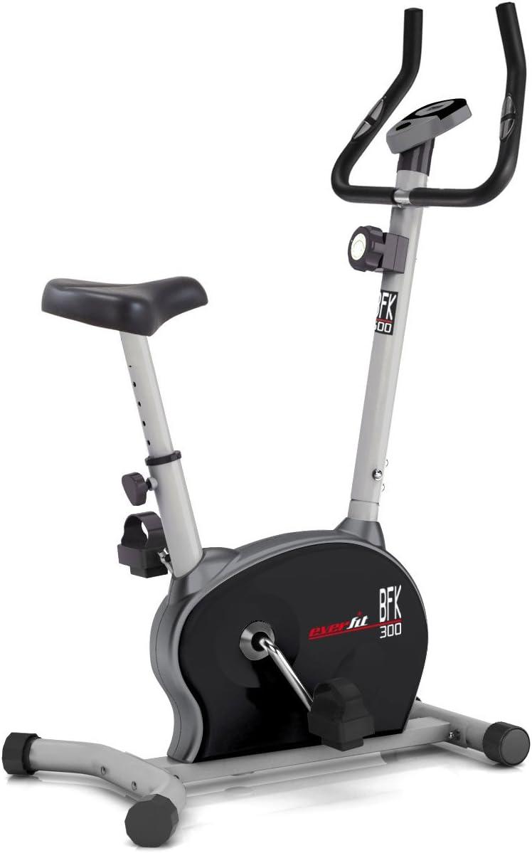 Everfit Cyclette BFK 300 Bicicleta estática: Amazon.es: Deportes y ...
