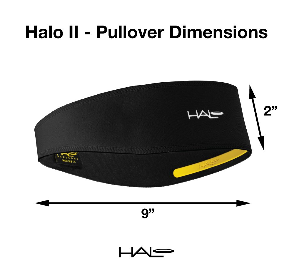 Halo Headbands Halo II Sweatband Pullover b48595a0db1d
