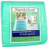 NorthShore Premium Super-Absorbent Underpads (Chux)